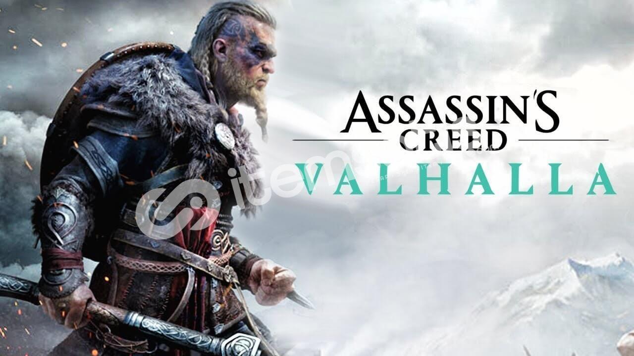 Assassin's Creed Valhalla + HEDİYE + GARANTİ + GEFORCE NOW