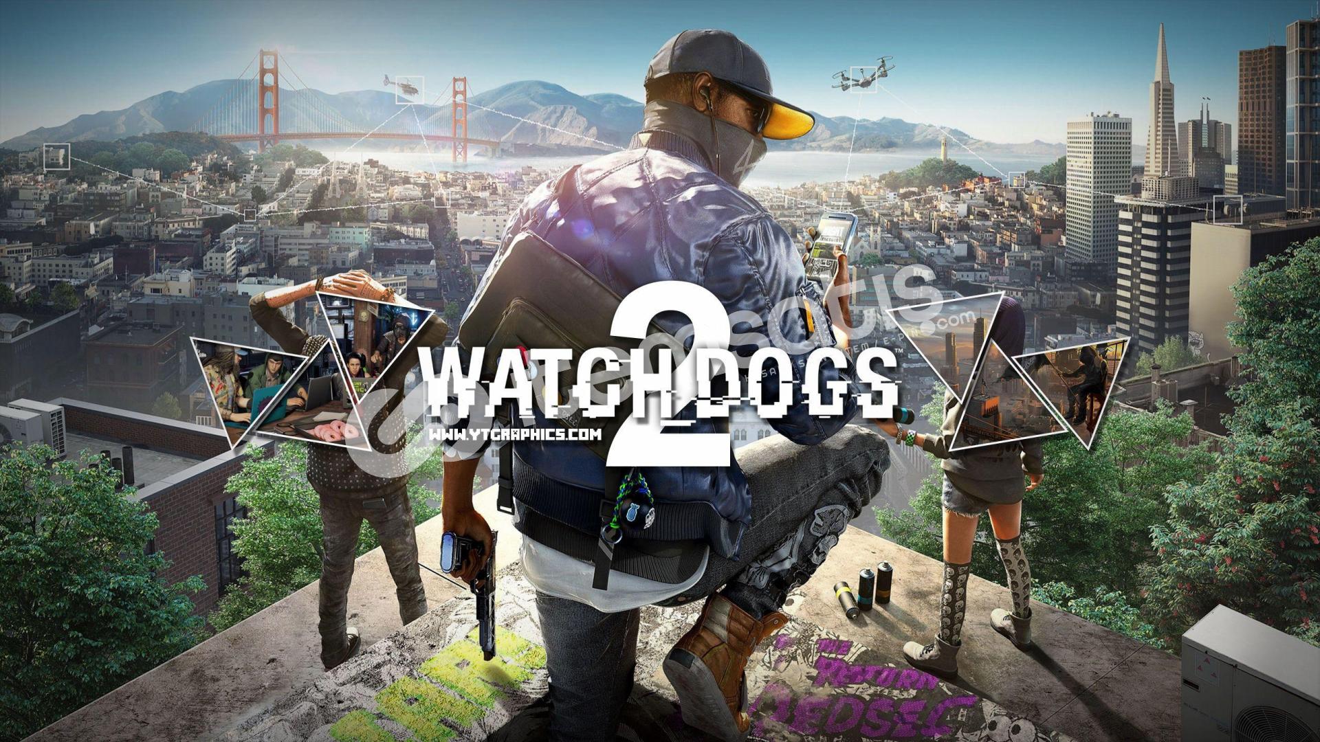 Watch Dogs 2 + HEDİYE + GARANTİ
