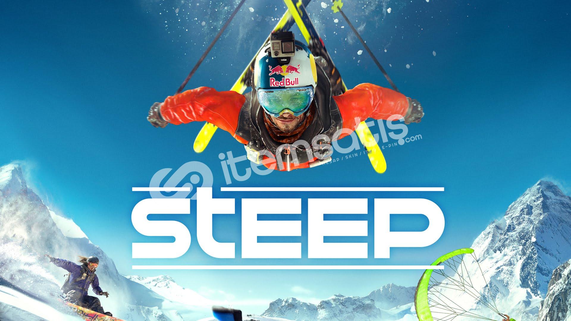 Steep + HEDİYE + GARANTİ