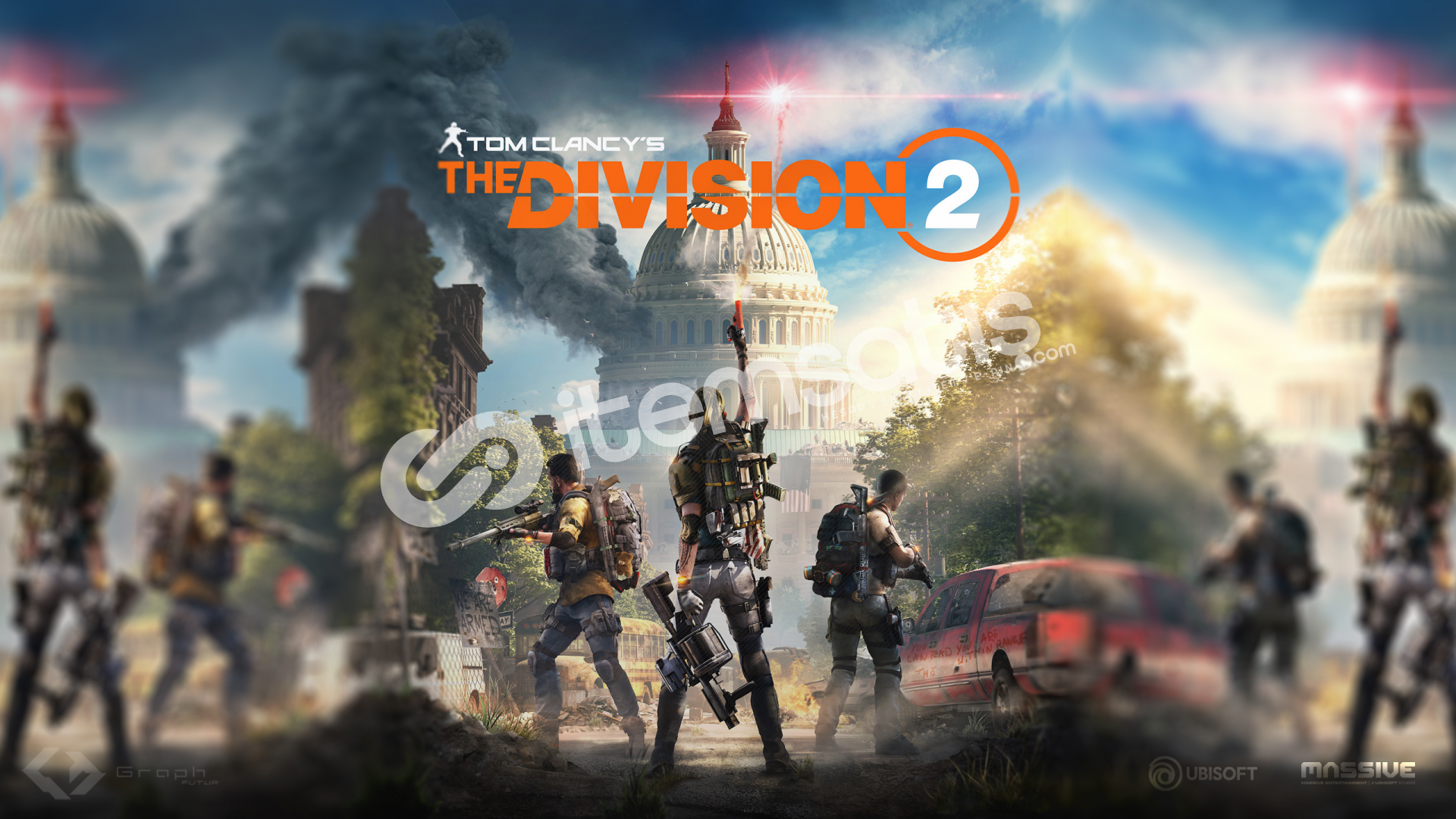 Tom Clancy's The Division 2 + HEDİYE + GARANTİ