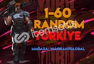 %100 TR 1-60 Arası Skinli Premium Hesaplar (BOŞ YOK!)