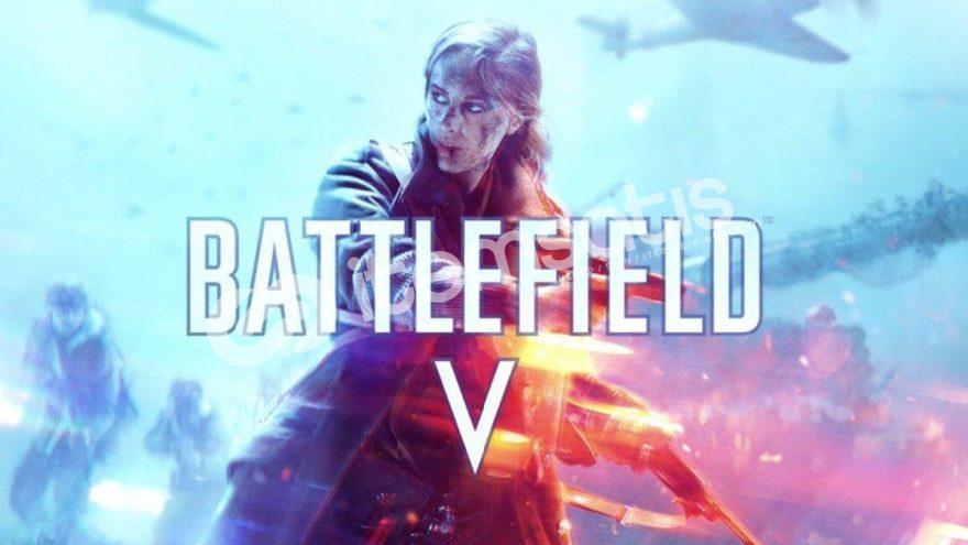Battlefield 5 + Mail [veri değişikliği]