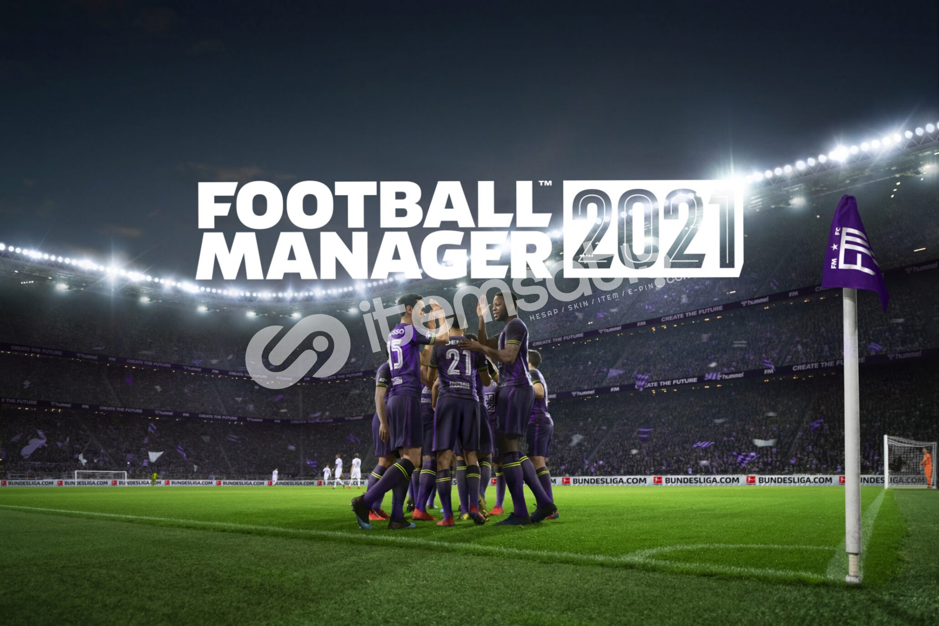 Football Manager 2021 + 10 TL Hediye