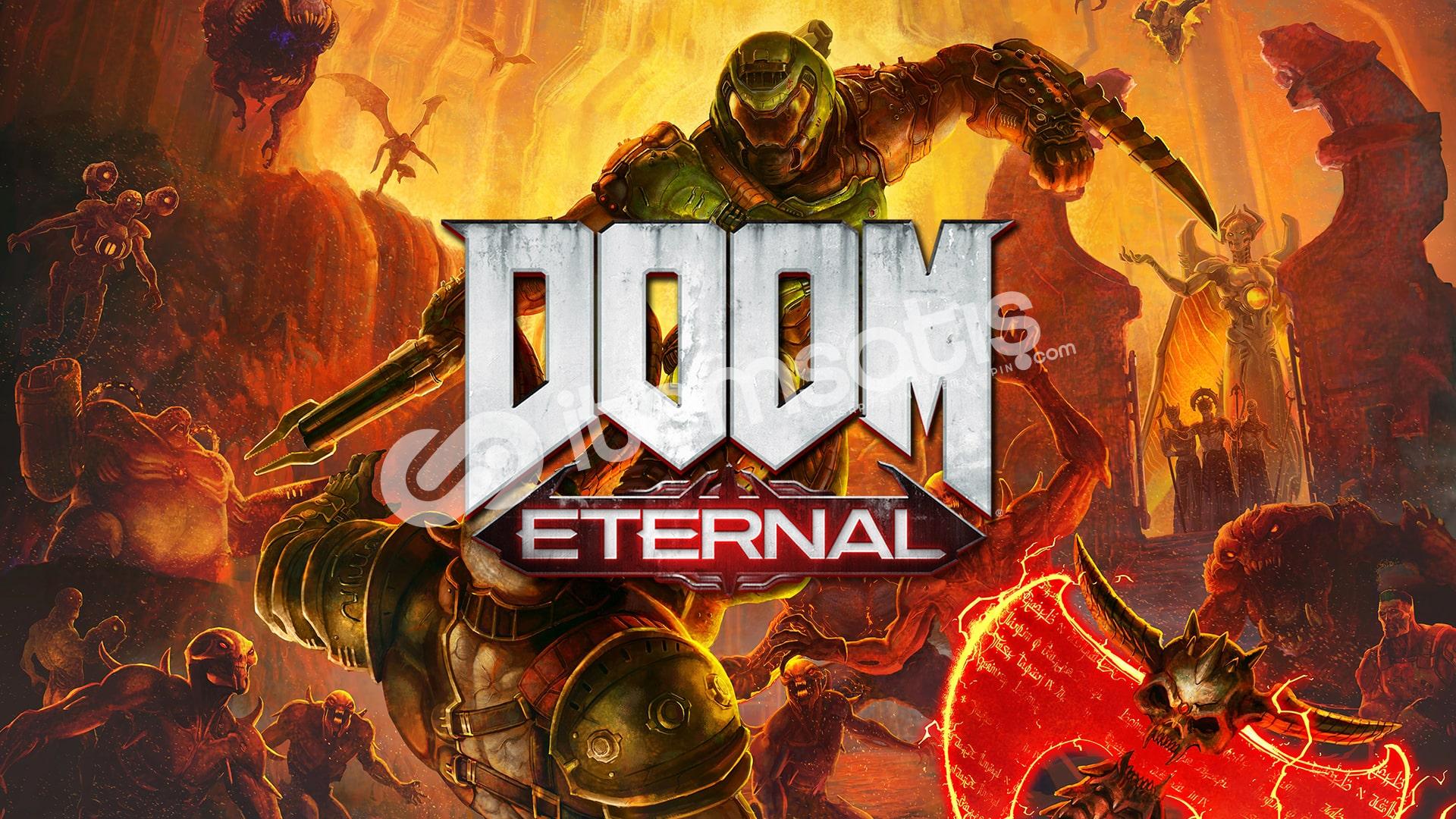Doom Eternal + HEDİYE + GARANTİ