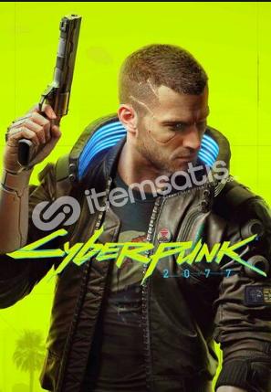 Cyberpunk 2077 (3.00 TL)