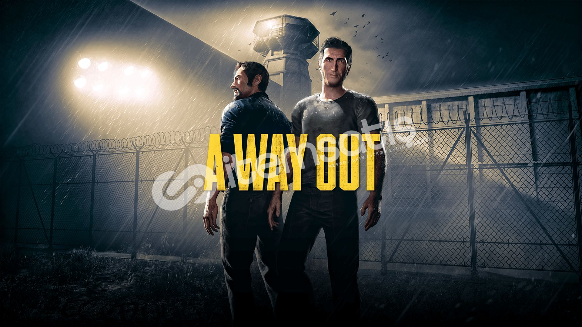 (ONLİNE) A Way Out + HEDİYE + GARANTİ