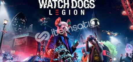 Epic Games Watch Dogs Legion