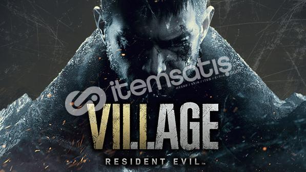 Residen Evil Village!