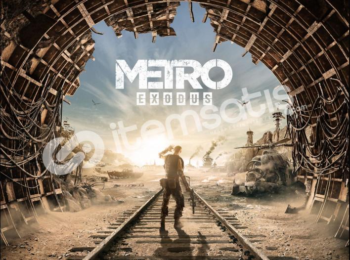 Metro Exodus+ 2033 Redux+Last Light Redux