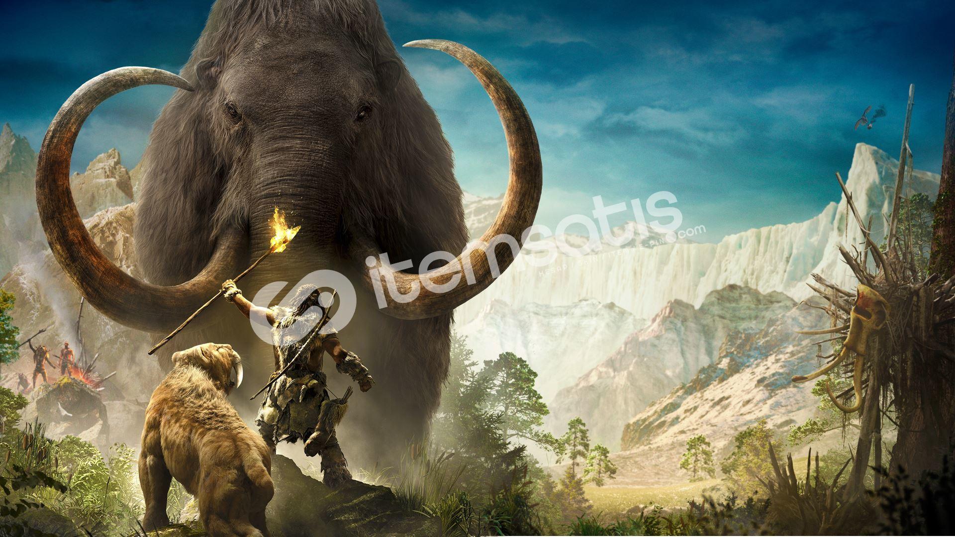 Far Cry Primal + HEDİYE + GARANTİ