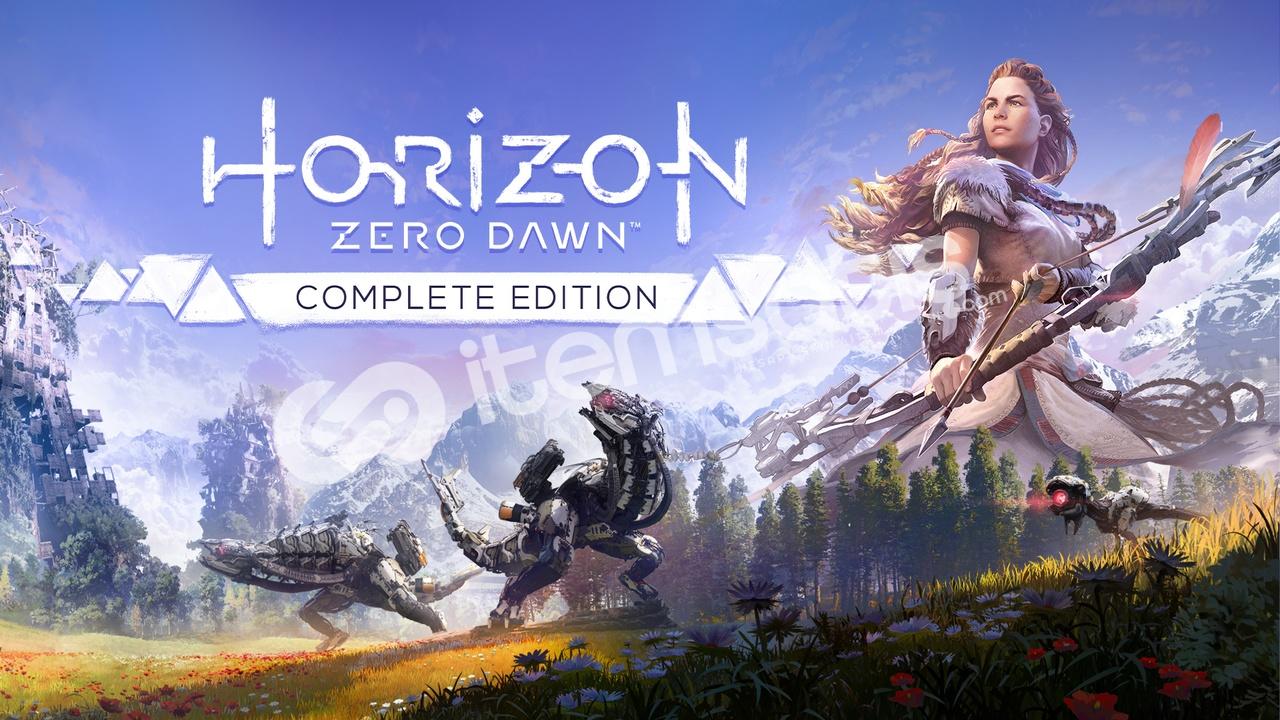 Horizon Zero Dawn Complete Edition 3TL