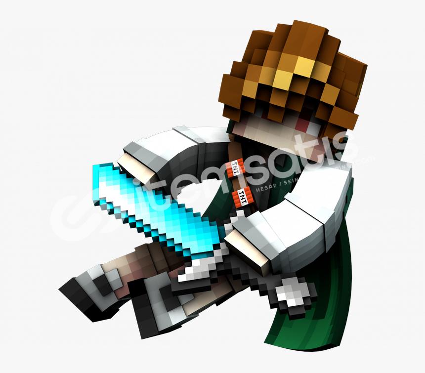 Minecraft Elmas Hesap