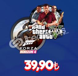 GTA V + Horza Forizon 4