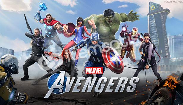 Marvel Avengers Deluxe Edition + Garanti!