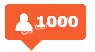 İnstagram 1.000 Takipçi