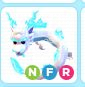 Roblox Adopt Me NFR Frost Fury