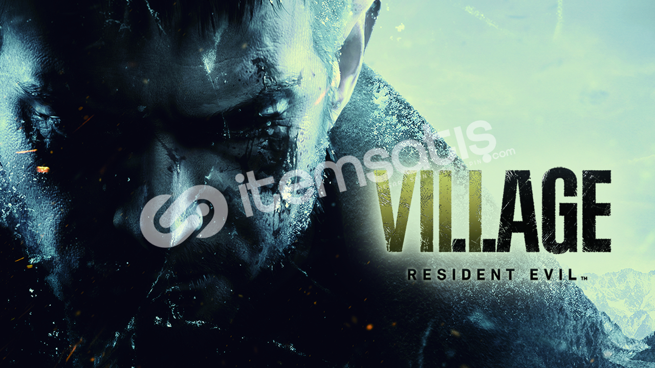 Residant Evil Village Steam Hesap