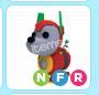 Adopt Me NFR Robo Dog