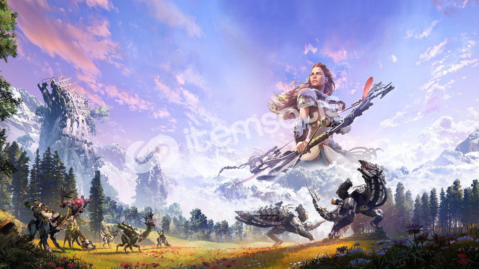 Horizon Zero Dawn Steam Hesabı - 3TL