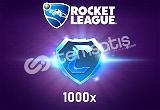 Rocket League 1.000 Kredi