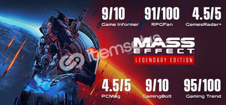 Mass Effect Legendary Edition Steam