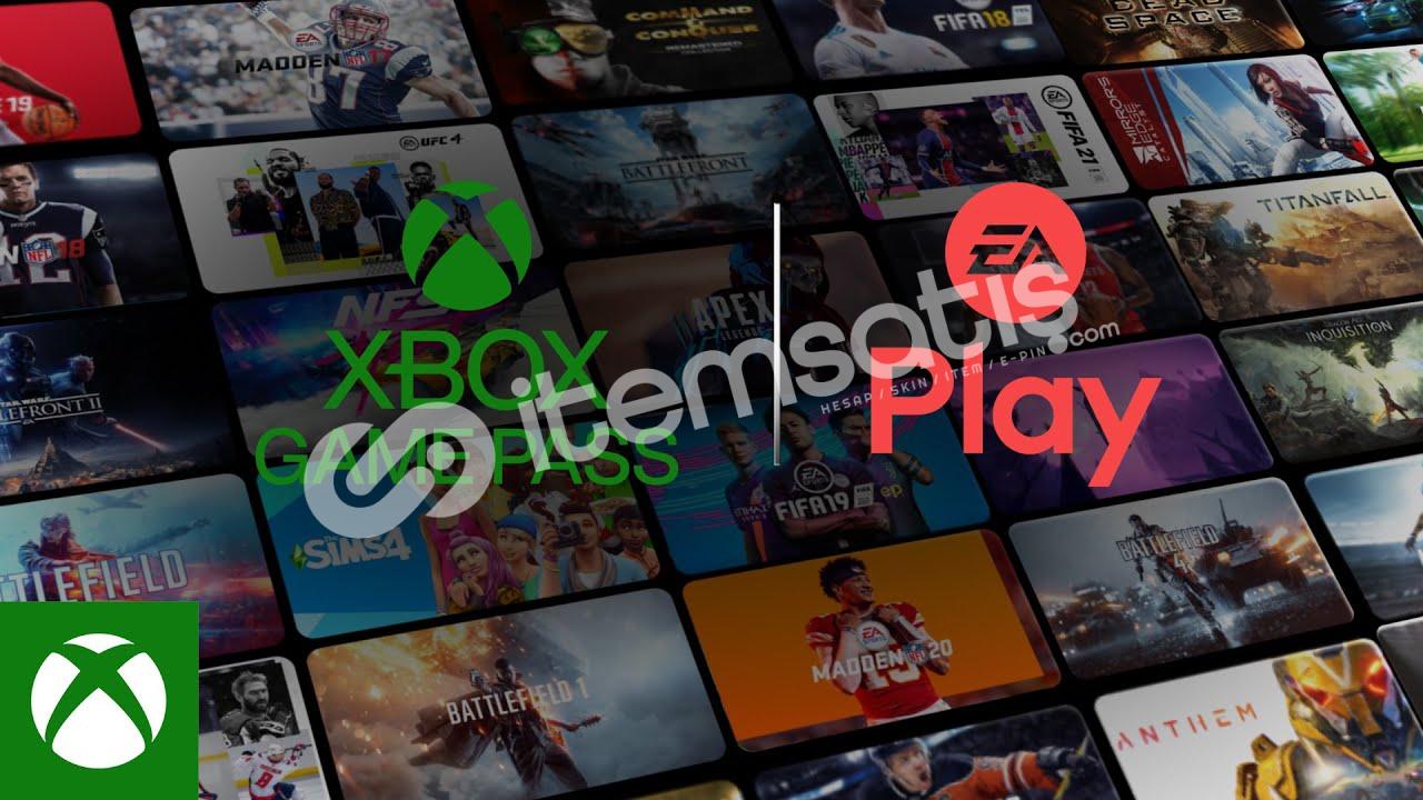 Xbox Gamepass Ultimate Üyelik+EA Play+PC+Garantili