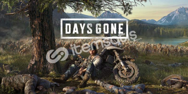 Days Gone Steam Hesap