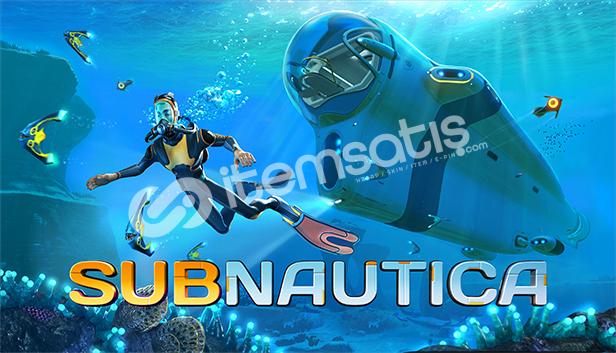Subnautica + 2 tane değerli oyun! SİTEDE TEK VE EN UCUZ!