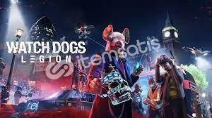 Watch Dogs Legion Ubisoft Hesap