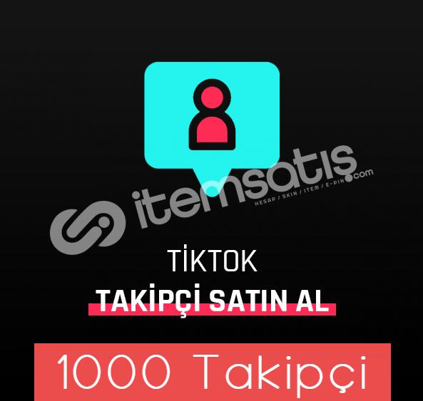 1.000 Takipçili TikTok Hesabı Satılıktır KAMPANYA!!