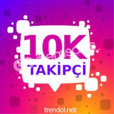 10K İNSTAGRAM TAKİPÇİ 40TL