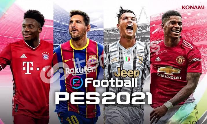 PES 2021 - Garantili