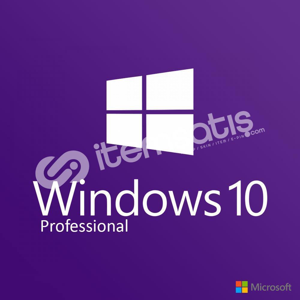Windows 10 Bütün Sürümleri Etkinleştirme Methodu!