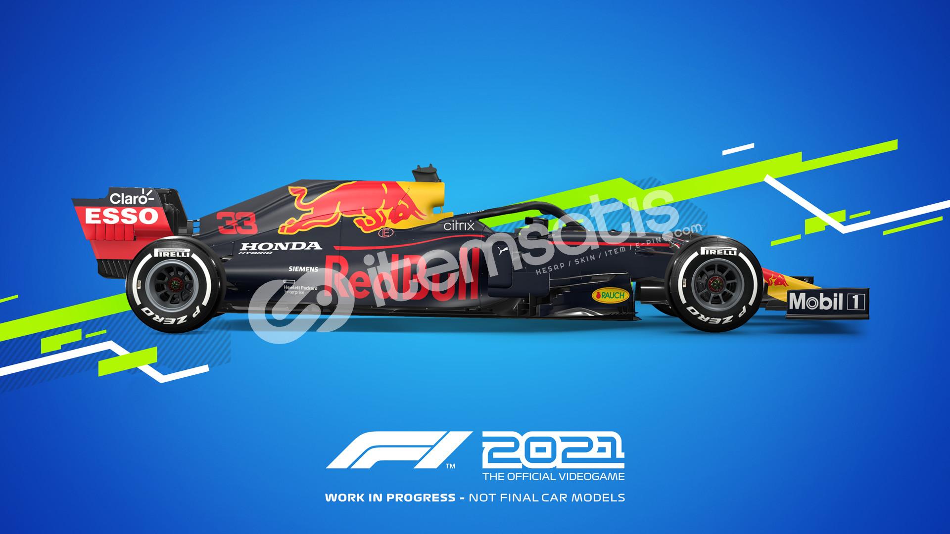 F1 2021 + Ömür Boyu Garanti!