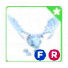 Roblox Adopt Me FR Frost Dragon