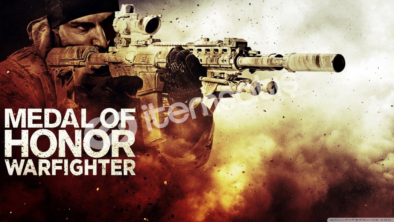 Medal of Honor: Warfighter + Mail [veri değişikliği]