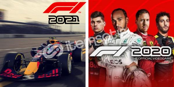F1 2021 + F1 2020 + Garanti! - Steam