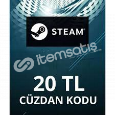 Steam Cüzdan kod