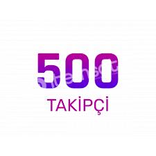 İnstagram 500 Takipçi