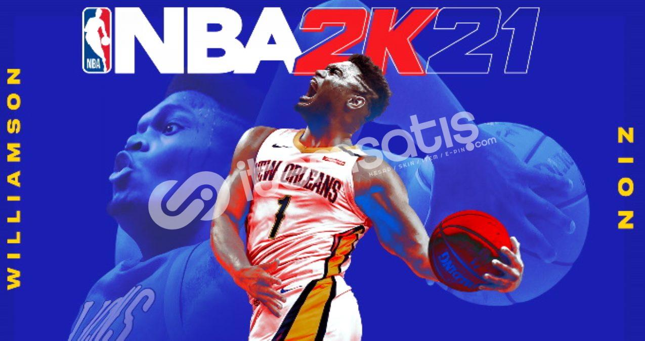 NBA2K21+GARANTİ+ONLİNE