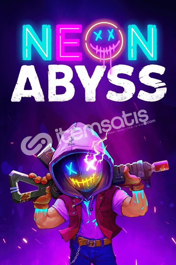 SINIRSIZ Neon Abyss 3tl