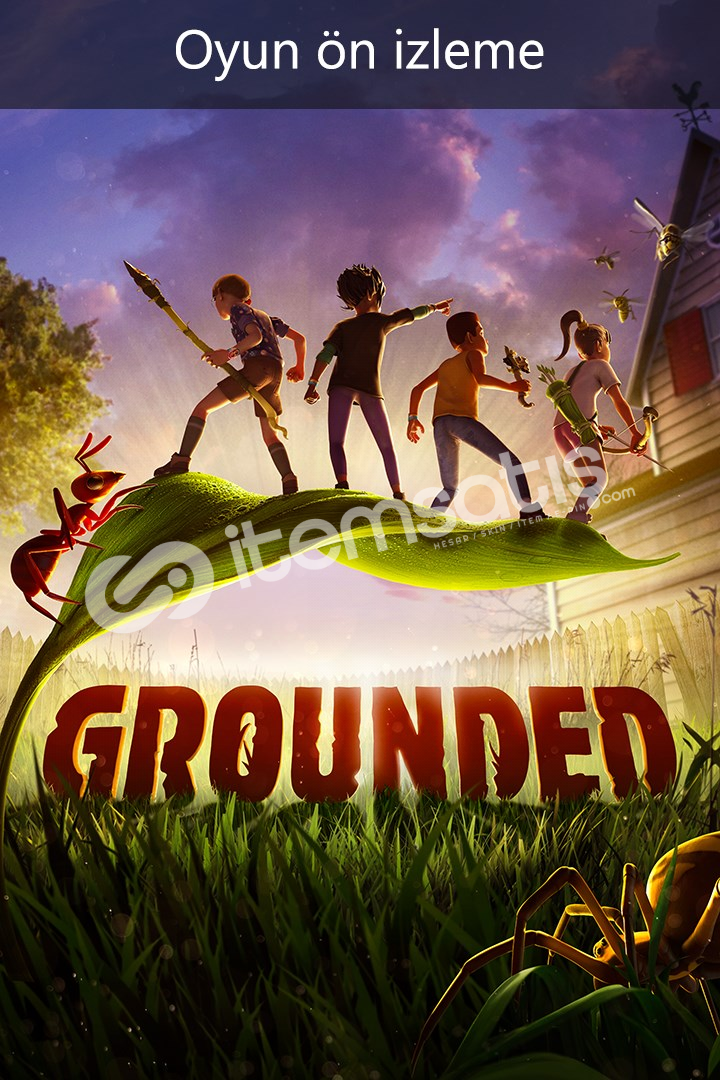 SINIRSIZ Grounded 3tl