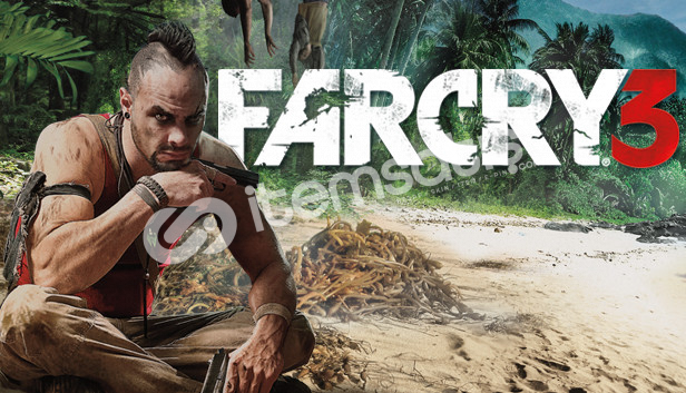 Far Cry 3 + Garanti