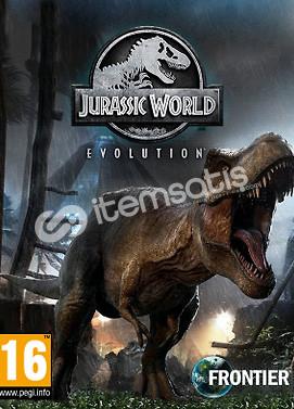Jurassic World Evolution +22 Oyun (Bayrama Özel Fiyat !!!)