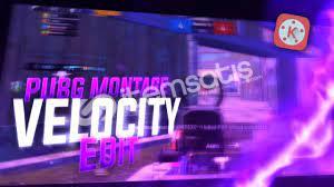 Velocity Edit