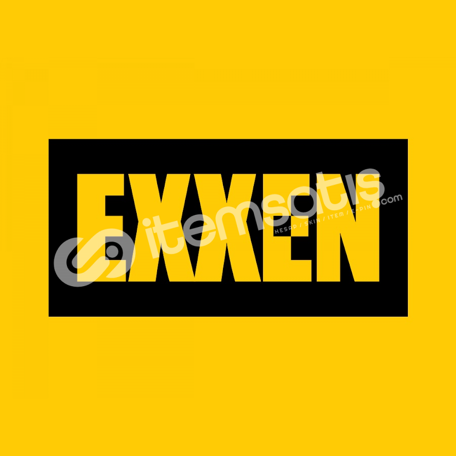 1 Yıllık Exxen Reklamsiz