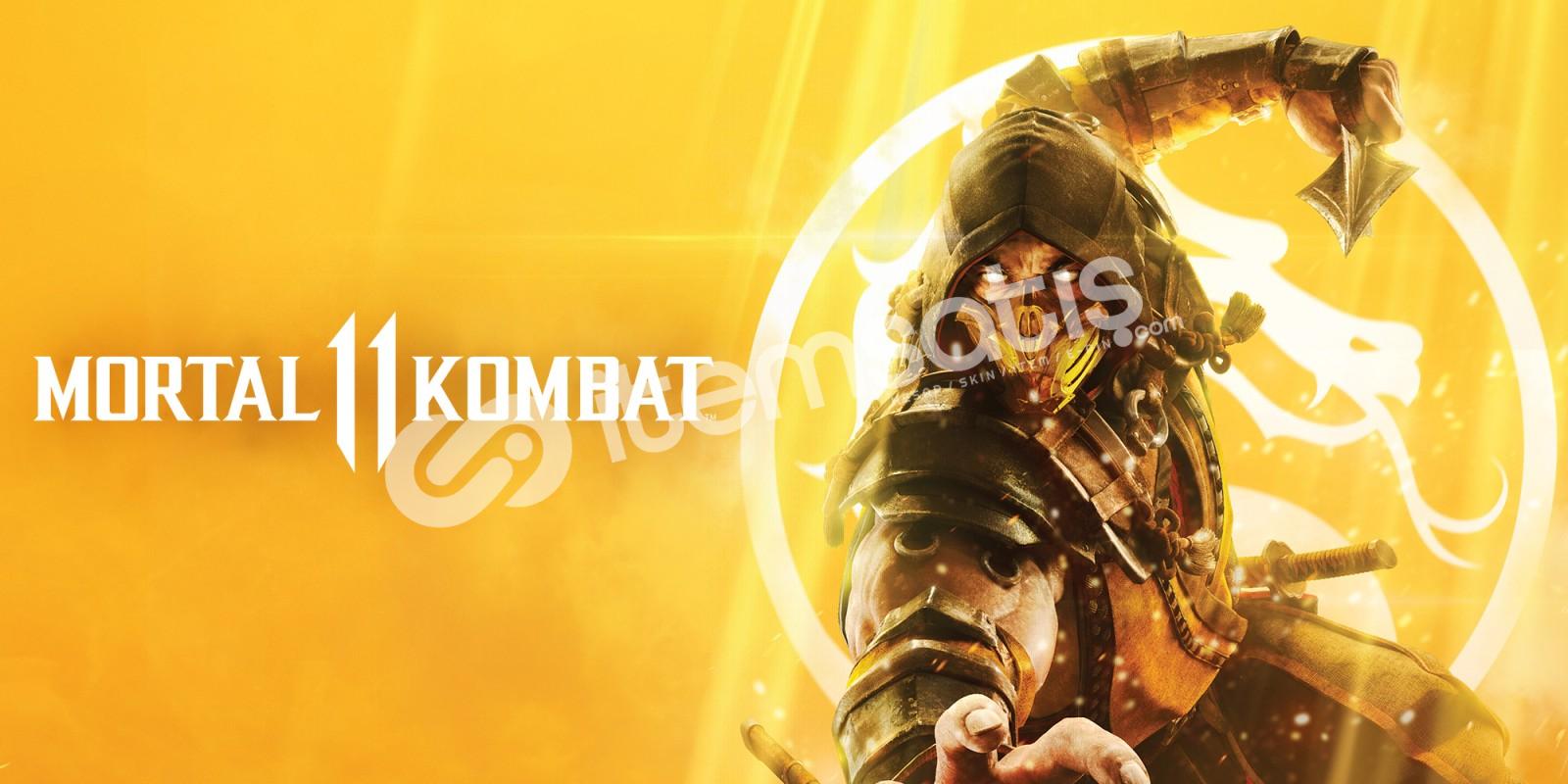 Mortal Kombat 11 + DLC