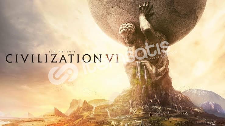 Sid Meier's Civilization VI | EPIC GAMES | E-Posta Değişir