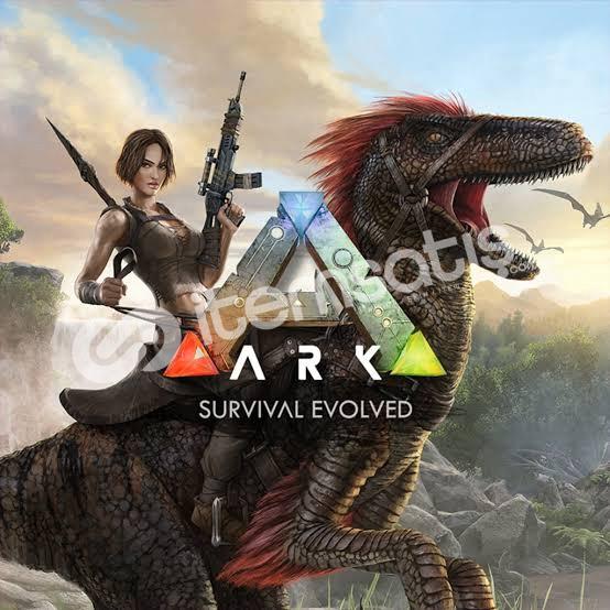 ARK: Survival Evolved | EPIC GAMES | E-Posta Değişir