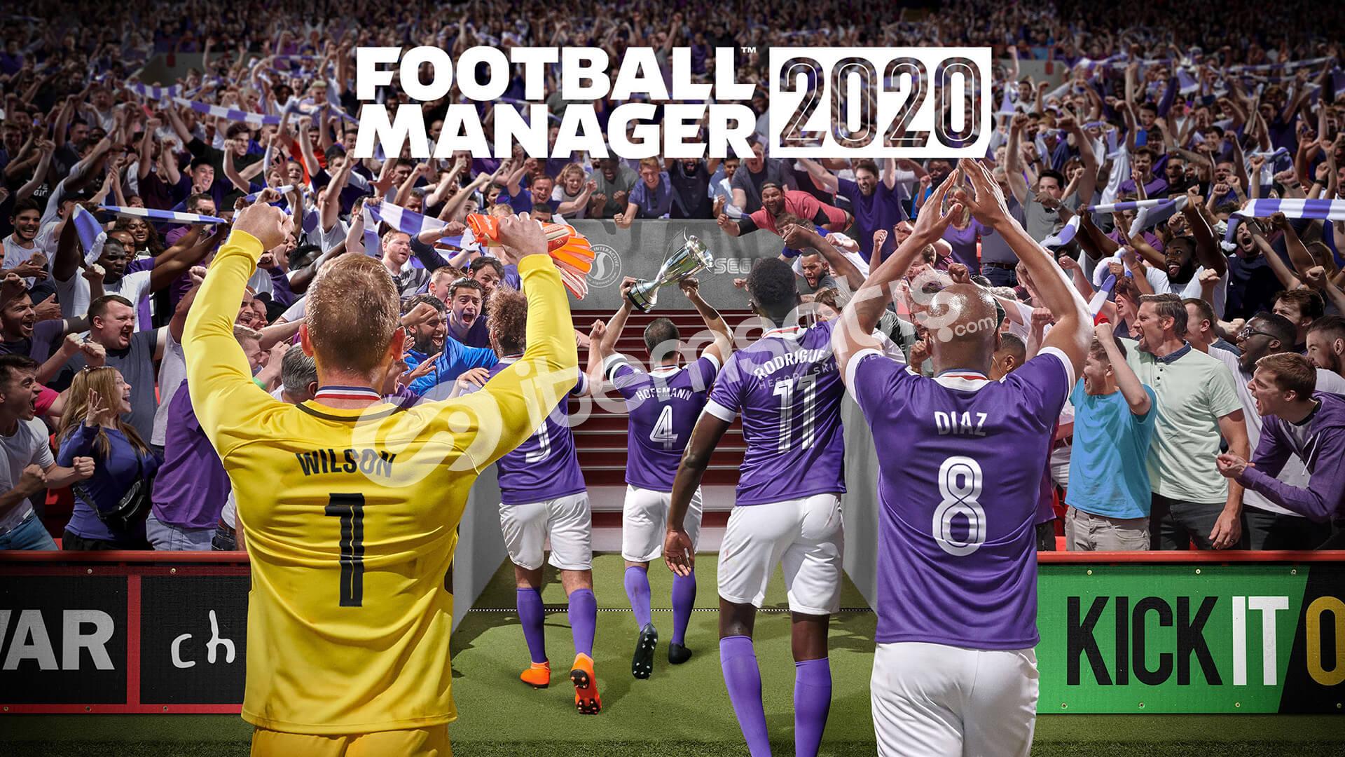 Football Manager 2020 ONLINE+Watch Dogs 2 | E-Posta Değişir